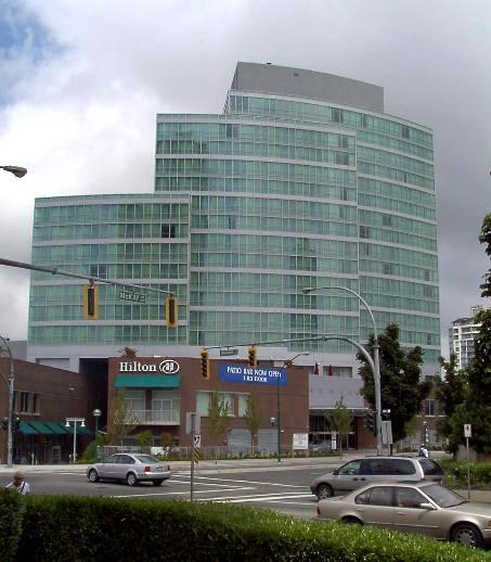 Hilton Hotel Vancouver Airport